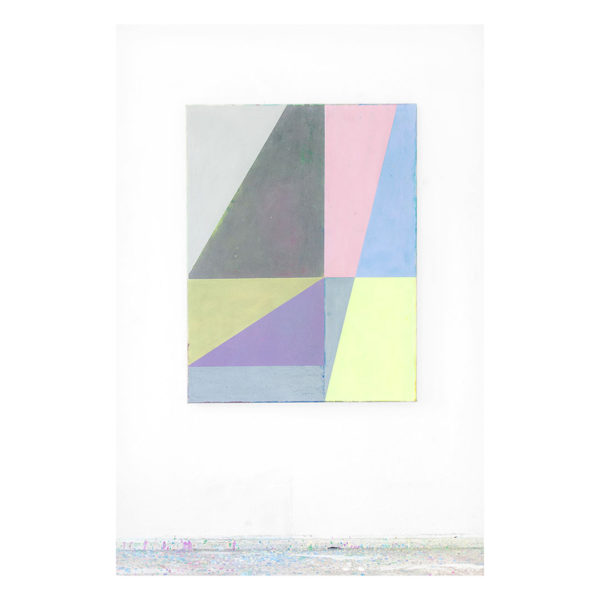 oil on canvas, 130*100cm, 2019